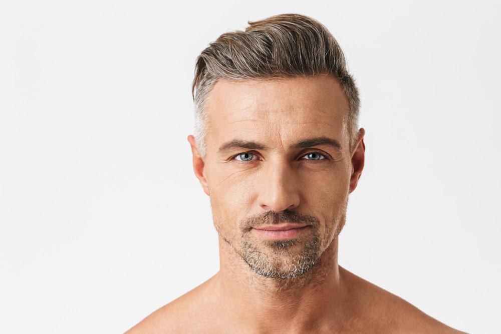tratamiento facial hombres